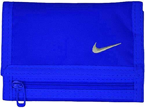 Nike Erwachsene Basic Wallet Geldbeutel Game royal/White One Size