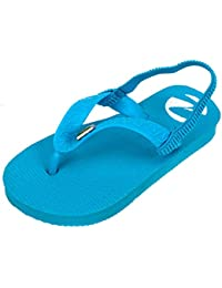 Zonkepai - Sunset baby turquoise - Tongs claquettes