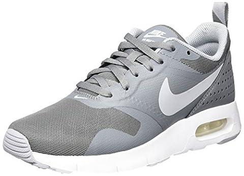 Nike Air Max Tavas (Gs), Chaussures de Course Mixte Enfant, Gris (Cool Grey/Wolf Grey-White), 38 EU