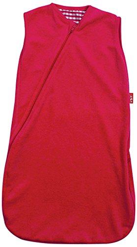 ISI mini 9020130A Schlafsack ohne Ärmel mit Spezial Reißverschluss, Rosa (fuchsia), 80 cm - Isi Mini