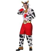 Disfraz de Vaca Boxeadora Hombre
