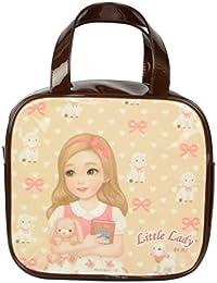 Bazaar Pirates Women's Cosmetic Handbag, Travel Cosmetic Pouch For Women & Girls, Make Up Case Organizer, Toiletry... - B078MSQRB3