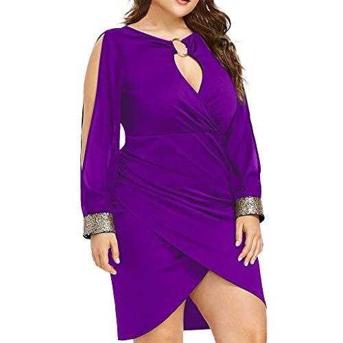 Sexy Frauen Figurbetontes Kleid Abendkleid Asymmetrisch Plus Size One Shoulder Ärmellos Einfarbig Formell Frühling Sommer Herbst Winter (Billige Kostüm Gnade)