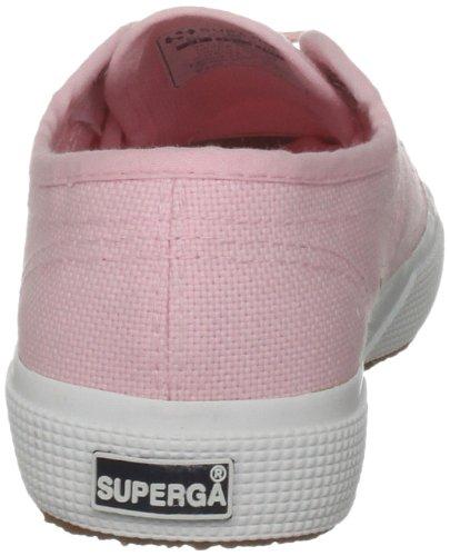 Superga 2750-Jcot Classic Scarpe da Ginnastica, Unisex Bambini Rosa