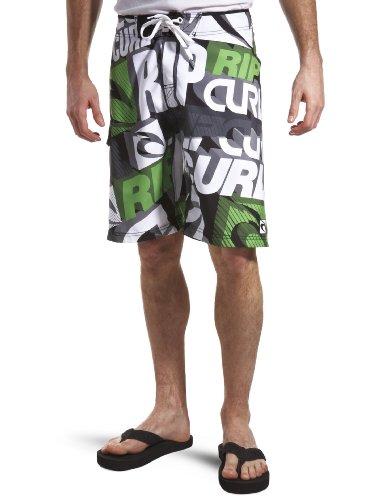 Rip Curl Herren Boardshort THREE D, GREEN, 32, CBOMXE_60