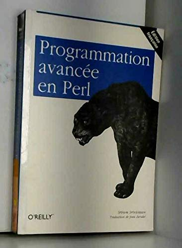 Programmation avancée en Perl