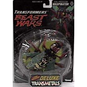 Preisvergleich Produktbild Beast Wars Transformers Deluxe Transmetals Waspinator Transformer Action Figure by Transformers