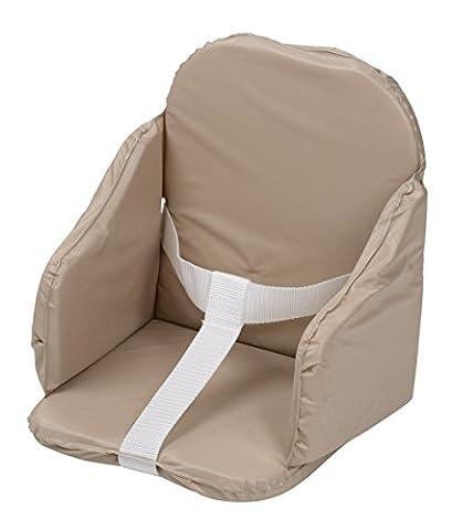 Coussin Chaise Bebe - Tinéo Coussin de Chaise à Sangles PVC