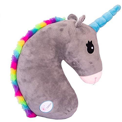 Sicherheitsgurt Kissen Auto Gurtschutz Sicherheitsgurtpolster Schulterkissen für Kinder Unicorn Niedlich