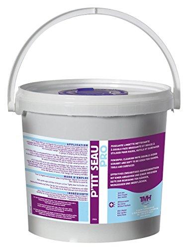 Ptit Eimer Spielset Pro 40Reinigungstücher-Reinigungstücher extrem effizient für alles reinigen Qualität Pro