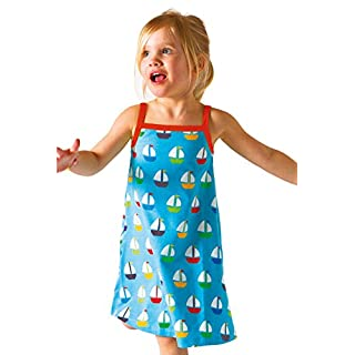 JNY Colourful Kids Girls' A-Line Dress turquoise turquoise -  turquoise - 3 Years