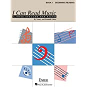 I Can Read Music, Book 1: Beginning Reading