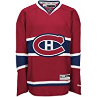 Reebok Montreal Canadiens Premier NHL Jersey Home