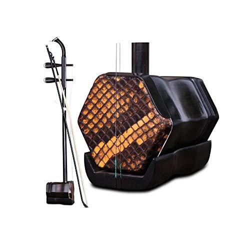 Kaiyitong01 Erhu, Guyi Sumu Erhu Alle Handgemachte Erhu Instrumente to Original Zubehör Erwachsene Anfänger Senden an professionelle Erhu Instrumente Spielen , ausgezeichnete Qualität