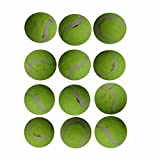 #9: PTCMART cricket tennis ball (pack of12 balls) at lowest price.