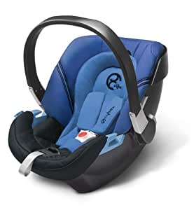 Cybex 513102011 Aton 2 Babyschale, Heavenly-blue