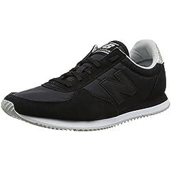 New Balance 220, Zapatillas para Mujer, Negro (Black/Nimbus Cloud BM), 40.5 EU