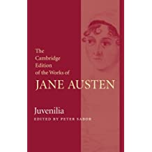 The Cambridge Edition of the Works of Jane Austen 8 Volume Paperback Set: Juvenilia