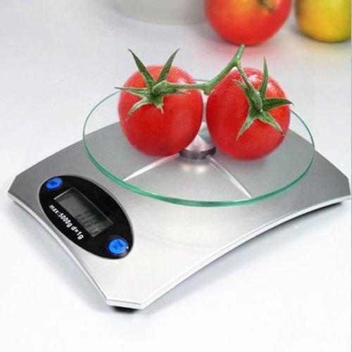Tech Traders Digital LCD electrónica de cocina hogar peso alimentos cocina escalas