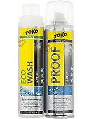 Toko Pflegemittel Set für Funktionsbekleidung - Eco Textile Wasch + Textile Proof