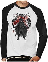 V For Vendetta Remember The Fifth of November Men s Baseball Long Sleeved  T-Shirt 78d5ec0a22a