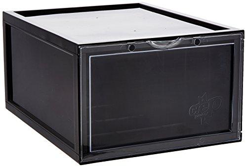 crep protect Protect Crate Schuhbeutel, Schwarz (Black), Einheitsgröße