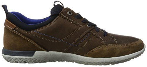 s.Oliver 13600, Sneakers Basses Homme Marron (Tan)