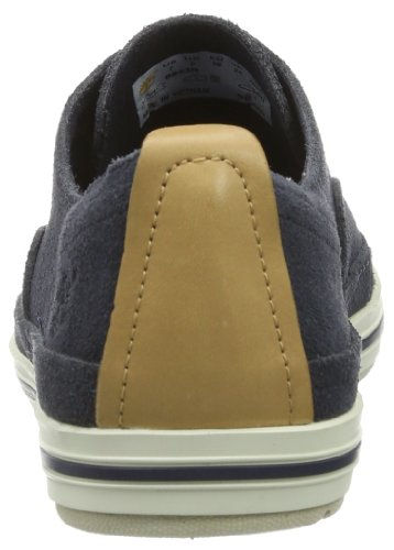 Timberland Ekcascbay Lacless, Scarpe Low-Top Donna Blu (Blau (BLUE))