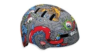 Bell Faction Jimbo Phillips 'Strangle' BMX Skate Bicycle Bike Helmet in Medium