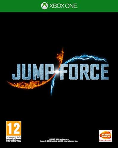 Preisvergleich Produktbild Namco BANDAI Jump Force Xbox One Nintendo Speicherkarte