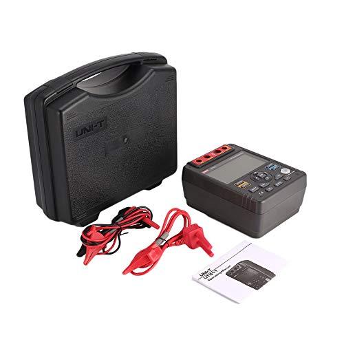 UNI-T UT511 1000V Isolationswiderstandstester Meter Megohmmeter Megger Voltmeter Durchgangsprüfer Datenspeicherung - Grau
