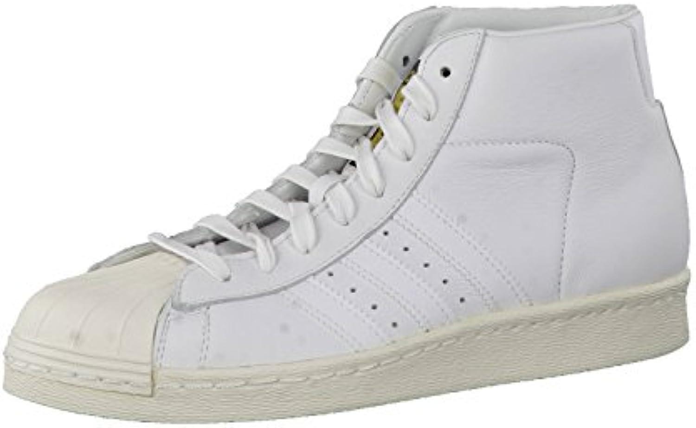adidas Shoes   Pro Model Vintage DLX Schuh   FTWR White   47 1/3