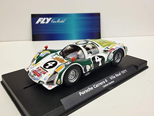 FLy Slot SCX Scalextric 88334 Porsche Carrera 6 Vila
