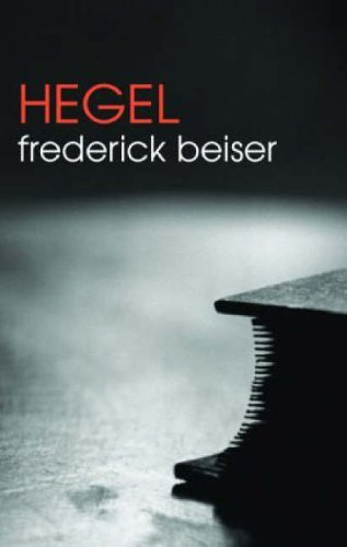 Hegel (The Routledge Philosophers) by Frederick Beiser (2005-04-19)