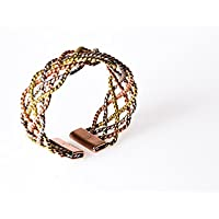 Zestlife ZL47 Drei Farbe Magnetic Wide Lace Armband preisvergleich bei billige-tabletten.eu