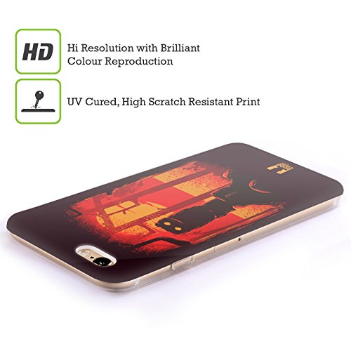 Head Case Designs Occhio Icone Dellantico Egitto Cover Retro Rigida per Apple iPhone 7 Plus / 8 Plus Gufo