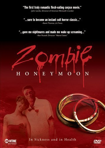 Zombie Honeymoon by Tracy Coogan