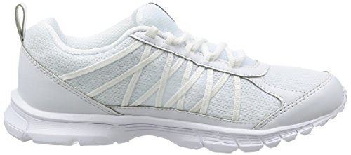 Reebok Bd5450, Sneakers trail-running femme Blanc Cassé (Bianco White/white/pewter)