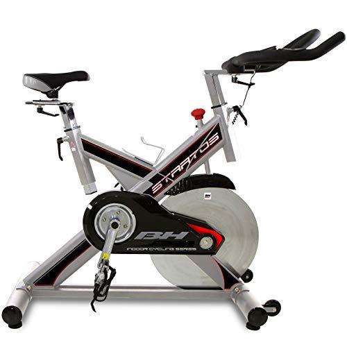 BH Stratos Bicicleta Ciclismo Indoor. Uso semiprofesional. Ideal para Entrenamientos intensos