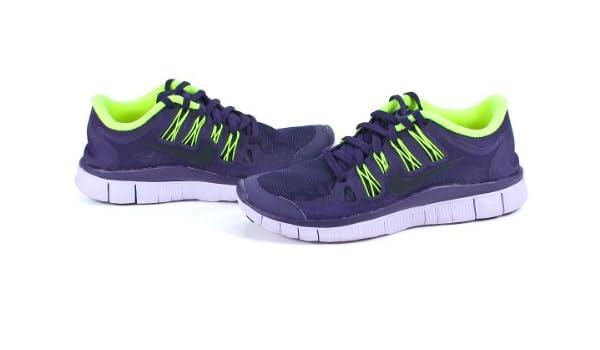 5e6f2a05a9e0 Nike Free 5.0+ Shield (Cheetah) - Purple Dynast Black-Laser Orange-Volt