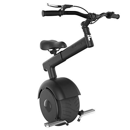 Kreative Art und Weise 800W Faltender Elektrischer Roller, ein Rad-Selbstabgleichendes Intelligentes Roller-Bewegungselektrisches Einrad-Bremssystem 550Lbs Maximales Lastgewicht mit Batterie Des Lith