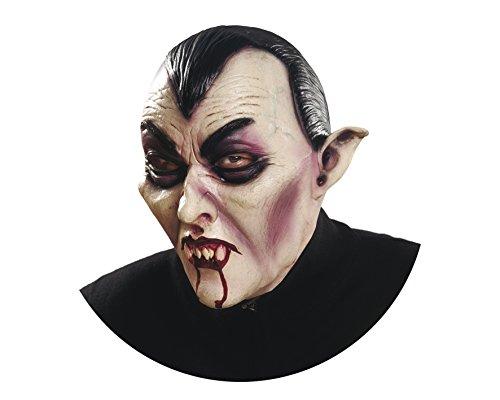 My Other Me Me-200353 Máscara de vampiro Talla única Viving Costumes 200353