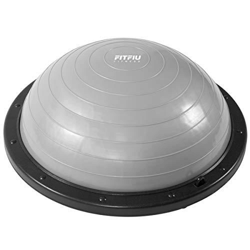 Fitfiu AB8001 - Pelota para Gimnasia y Pilates, Color Azul