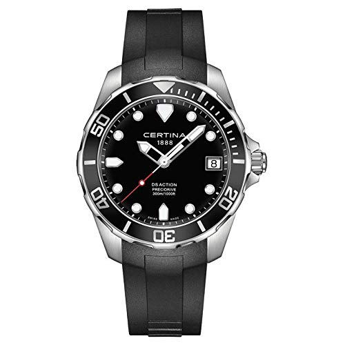 CERTINA DS Action Herren-Armbanduhr 41MM Batterie C032.410.17.051.00