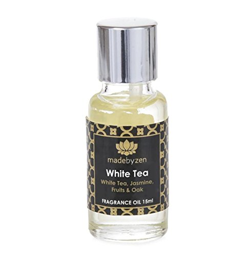 White Tea Signature Scented Fragrance Oil Made By Zen 15ml