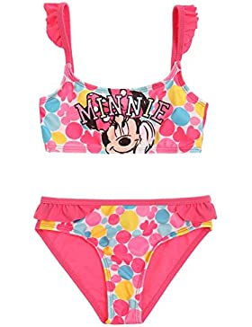 Minnie Mouse Bademode Kollektion 2018 Badesachen 92 98 104 110 116 122 128 134 140 Schwimmbekleidung Badeanzug...