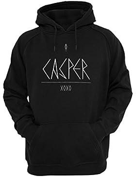Casper - XOXO Hoodie schwarz