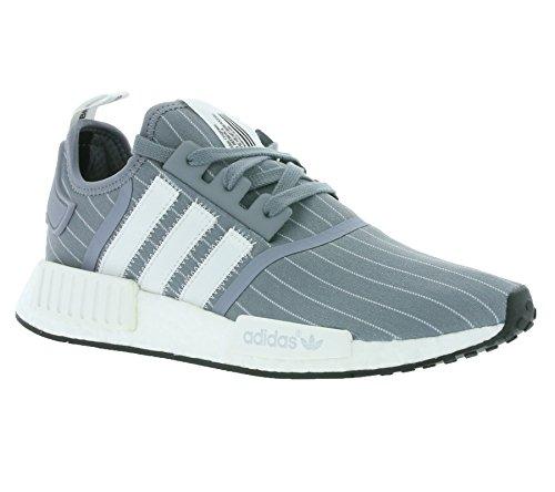 Adidas NMD_R1 Bedwin Schuhe Sneaker Neu Grau