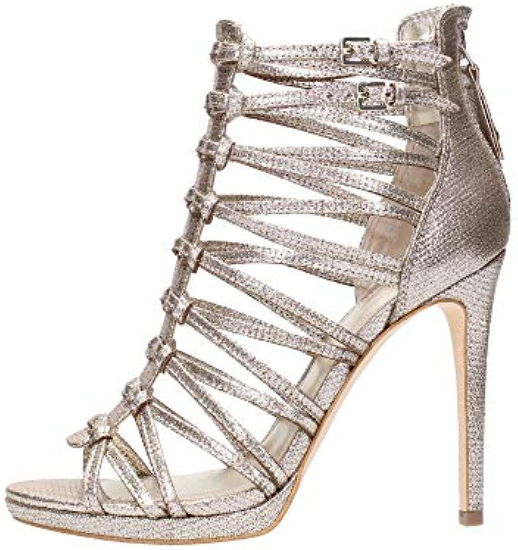 Guess Taavi2 Sandalo (Sandal) Leathe, Scarpe con Cinturino alla Caviglia Donna | Usato in durabilità  | Uomini/Donne Scarpa