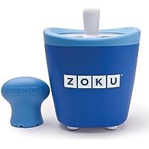 Zoku Single Quick Pop Maker Blue ZK110-BL